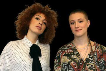 """Gabriella Martinelli e Lula a Sanremo 2020: """"Vorremmo collaborare con altre cantanti donne"""" (Video)"""