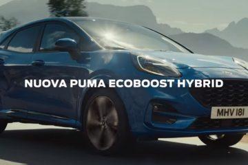 Pubblicità Puma EcoBoost Hybrid – Video, colonna sonora e attori