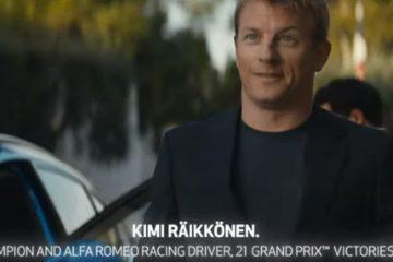 Pubblicità Alfa Romeo con Raikkonen: di chi è la canzone che fa da colonna sonora allo spot?