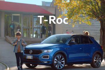 Pubblicità Volkswagen T-Roc – Video, colonna sonora e attori