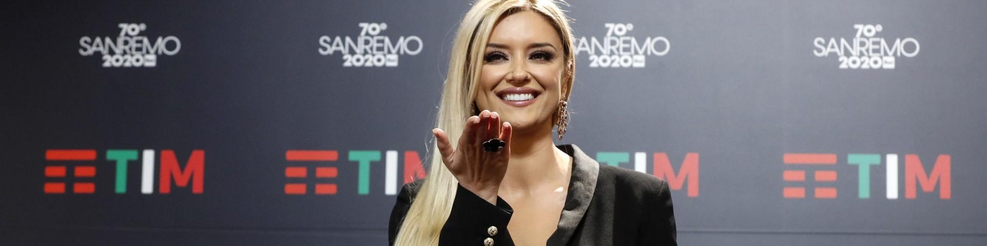 Alketa Vejsiu nel cast del Festival di Sanremo 2021?