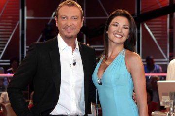 Giovanna Civitillo a Sanremo 2021 con il marito Amadeus?