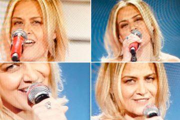 Irene Grandi a Sanremo 2020: look ed esibizione in finale (Foto e Video)