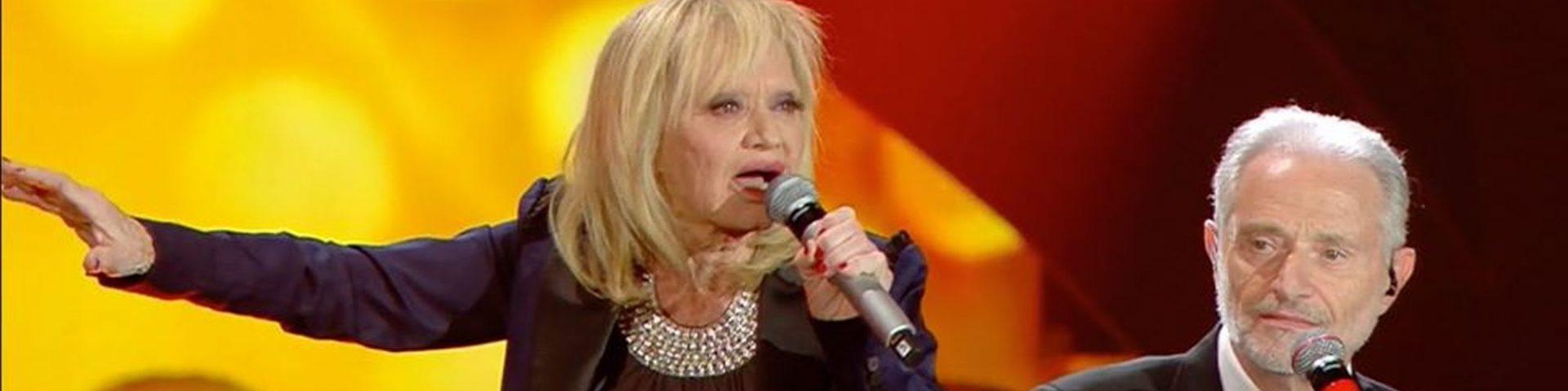 Amedeo Minghi a Sanremo 2020 con Rita Pavone (Video)