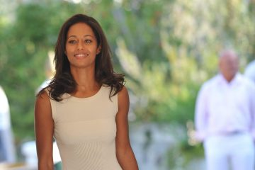 Chi è Rula Jebreal, ospite di Sanremo 2020