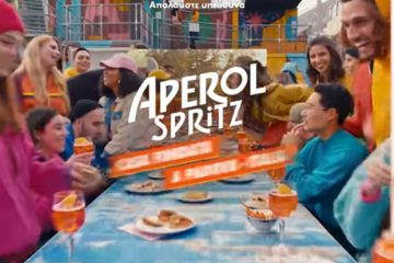 Pubblicità Aperol Together We Joy: colonna sonora e attori (Video)