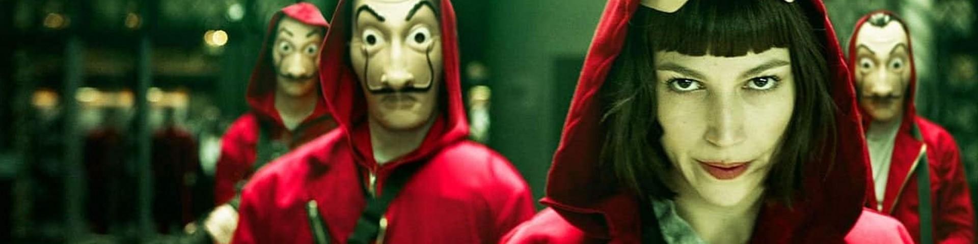 La Casa di Carta 4: cast, trailer e colonna sonora