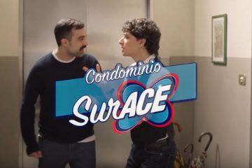 Pubblicità Ace con Casa Surace: attori (Video)