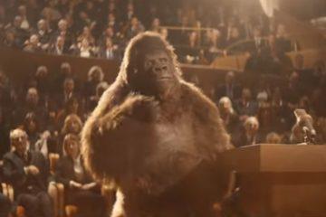 Pubblicità Crodino con il Gorilla: colonna sonora e attori (Video)