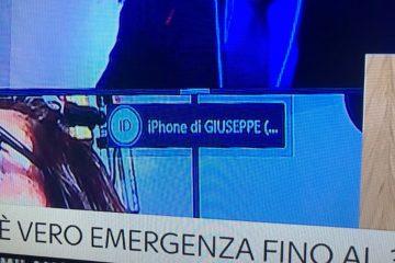 """""""Iphone di Giuseppe"""" spopola su Twitter: ecco perché"""