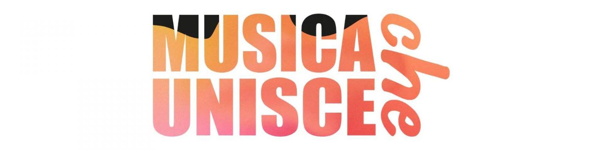 La Musica che unisce: scaletta e streaming dell'evento