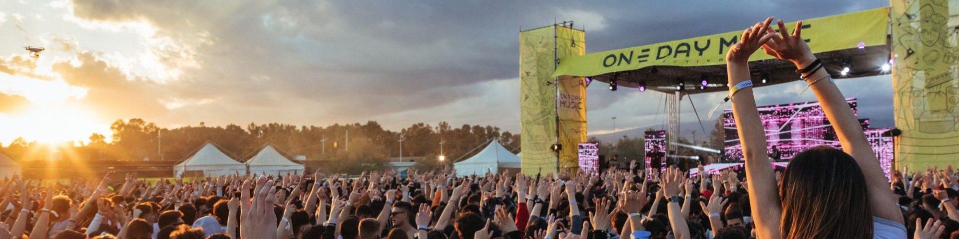 One Day Music 2020 a Catania: il programma