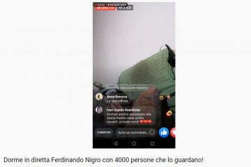 Chi è Ferdinando Nigro?