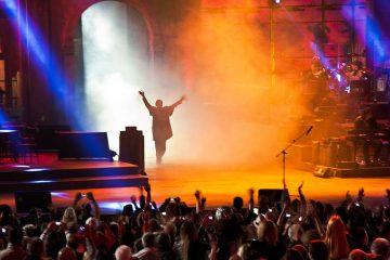 Rock Economy con Adriano Celentano: la scaletta del concerto