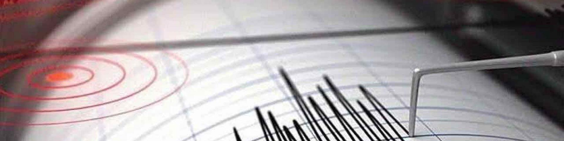 Terremoto nella zona di Roma (3 aprile 2020)