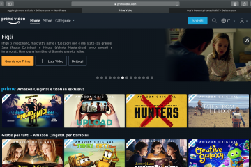 Amazon Prime Video gratis: ecco come iscriversi