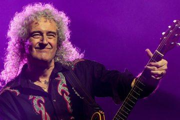 Come sta Brian May?