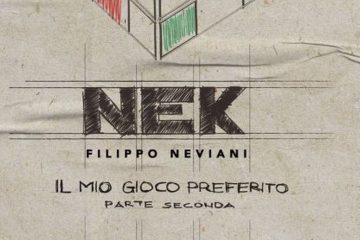 """Nek presenta """"Il mio gioco preferito – parte seconda"""": la conferenza stampa"""