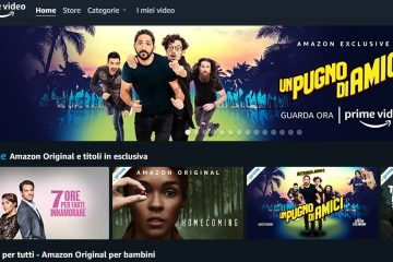 Come disattivare Amazon Prime Video?