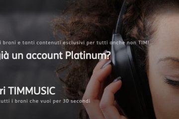 Come abbonarsi a TimMusic?