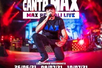 """""""Sansiro Canta Max"""": le nuove date del concerto-evento di Max Pezzali a Milano"""