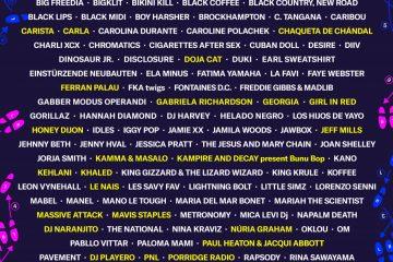 Primavera Sound Barcellona 2021: altri 37 nomi alla line up