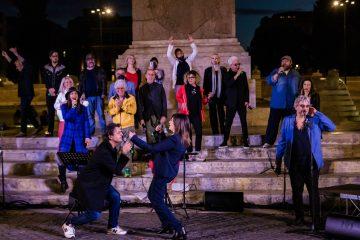 VIVI Live, a Piazza del Popolo la musica e lo spettacolo tornano dal vivo (Foto)