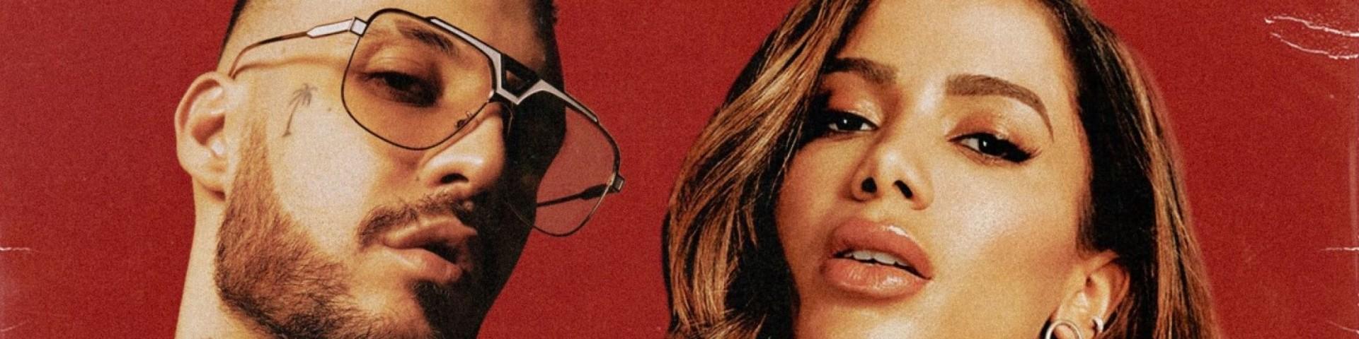 Chi è Anitta in coppia con Fred De Palma?