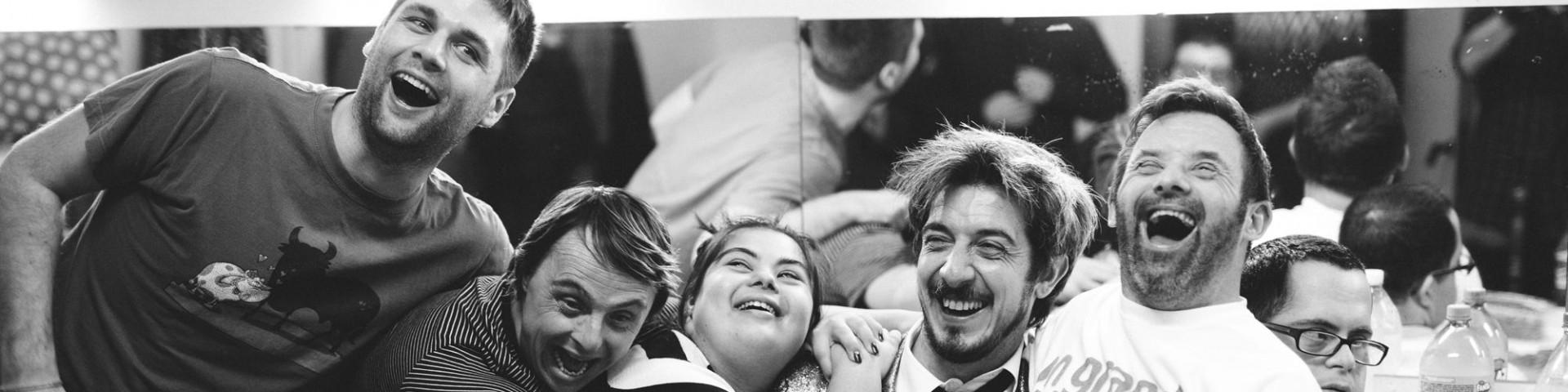 """All'Arena Adriano Studios """"Up&Down – Un film normale"""" con Paolo Ruffini: """"Io vorrei essere governato da qualcuno con la sindrome di down"""""""