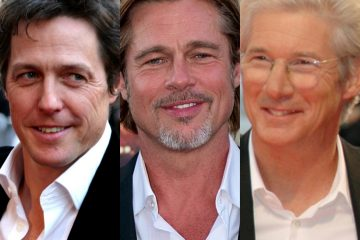 Vecchio Day: i 5 uomini più affascinanti del mondo