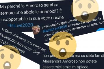 Alessandra Amoroso attaccata su Twitter dopo l'ultima esibizione al Battiti Live: ecco cos'è successo