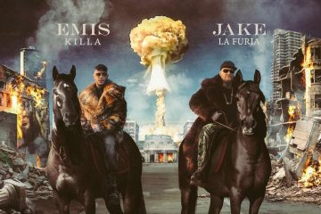 """Emis Killa e Jake La Furia: """"17"""" è l'album in uscita a settembre"""