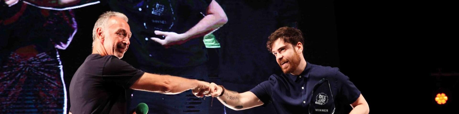 """Cristiano Turrini: """"Con Deejay On Stage mi sono sentito nella 'palestra dei grandi'"""""""