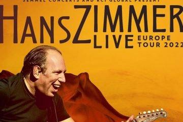 Hans Zimmer: posticipati al 2022 i concerti in Italia