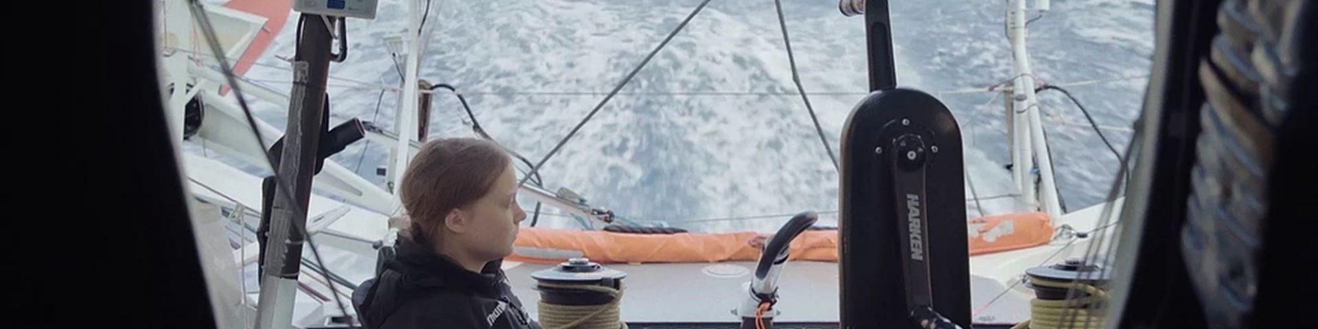 I am Greta: arriva il documentario su Greta Thunberg (Trailer)
