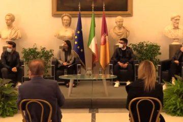 Il Volo tribute to Ennio Morricone, il concerto il 5 giugno davanti alla Basilica di San Pietro: la conferenza stampa