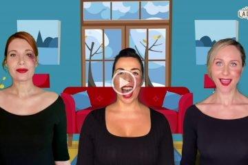 Giornata contro la violenza sulle donne: Ladyvette pubblicano video mash-up dedicato al tema