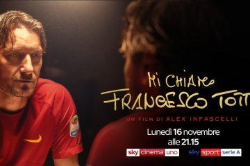 Come vedere Mi chiamo Francesco Totti su Prime Video?