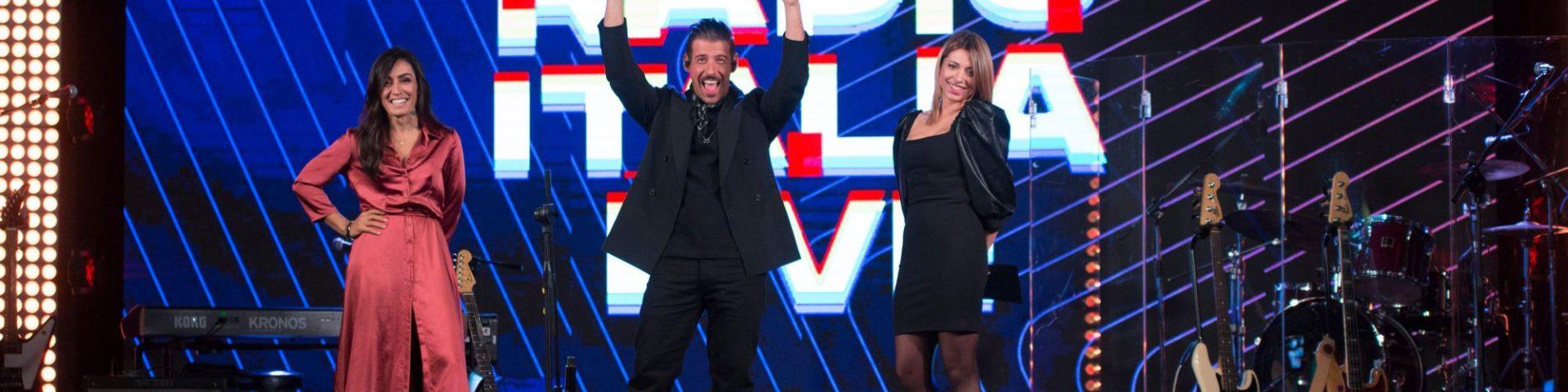 Torna Radio Italia Live: si parte con Francesco Gabbani (Video)