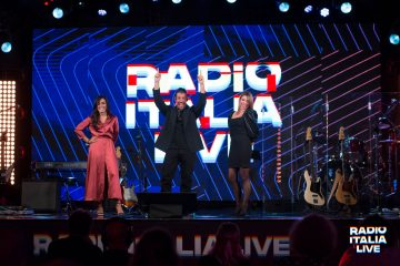 Torna Radio Italia Live: si parte con Francesco Gabbani (Video)