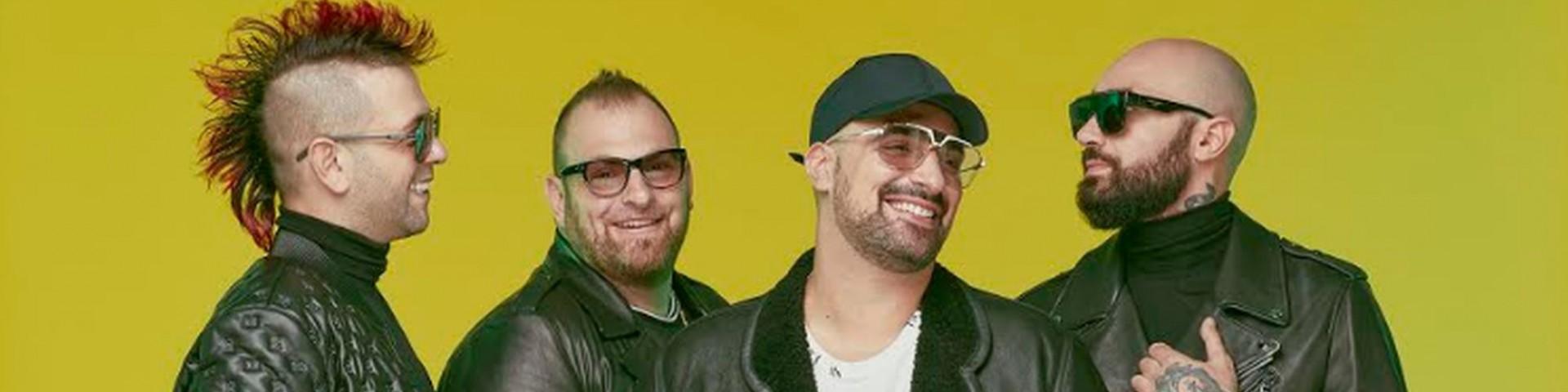 "I Boomdabash presentano ""Don't worry (Best Of 2005-2020)"": la conferenza stampa"