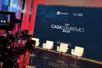 Casa Sanremo 2021: Smart Studio, Club House, nuovi spazi all'aperto e collegamenti h24