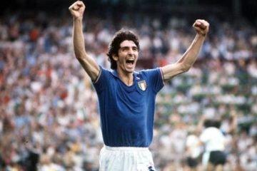 È morto Paolo Rossi, addio al calciatore campione del mondo 1982