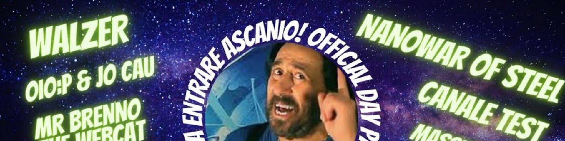 Hey, lascia entrare Ascanio dall'8 di gennaio!: ecco l'evento ufficiale dedicato alle canzoni italianizzate