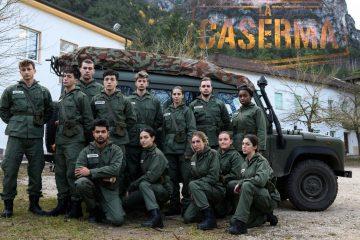 La Caserma: cast e nomi concorrenti?