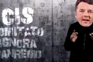 Pubblicità Festival di Sanremo 2021: Fiorello diventa Matteo Renzi (Video)