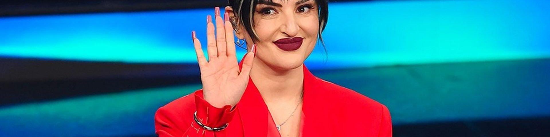 I look di Sanremo 2021 secondo la Rosanna Cancellieri dei Povery: le pagelle della prima puntata