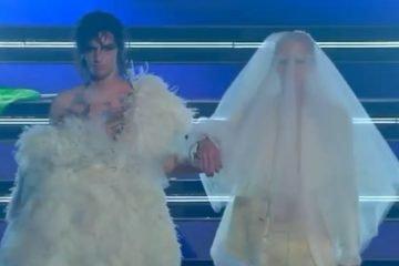 I look di Sanremo 2021 secondo la Rosanna Cancellieri dei Povery: le pagelle della quarta puntata
