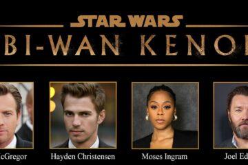 Obi-Wan Kenobi: annunciato il cast della serie originale in arrivo su Disney+