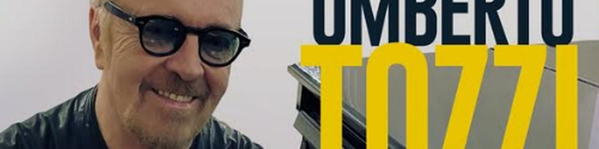 Umberto Tozzi in concerto streaming poi alla finale di Sanremo 2021